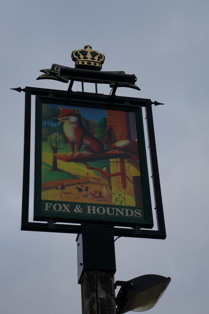 The Fox and Hounds, Old Tiburstow Road