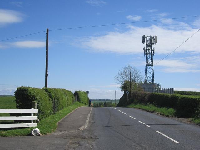 Mobile mast, Crosshouse