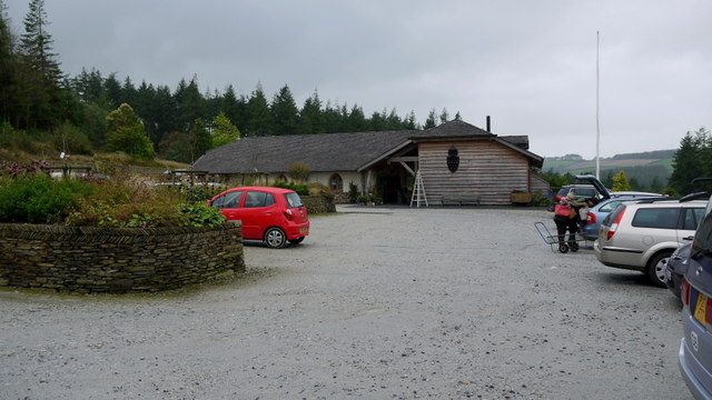 New car park, Duchy of Cornwall Nursery