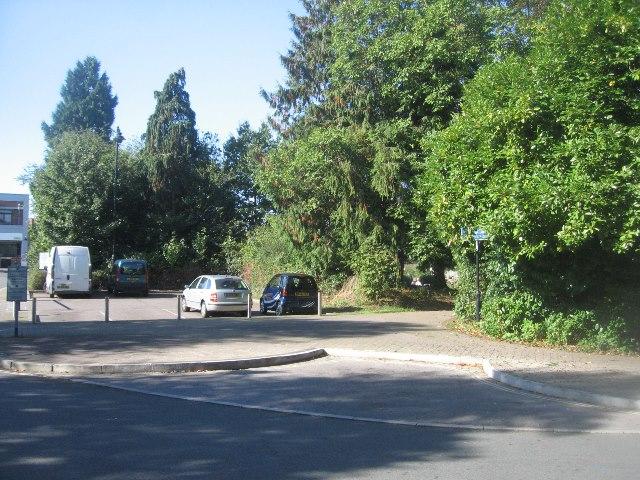 Shop mobility car park
