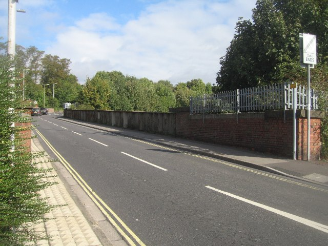 Norn Hill bridge