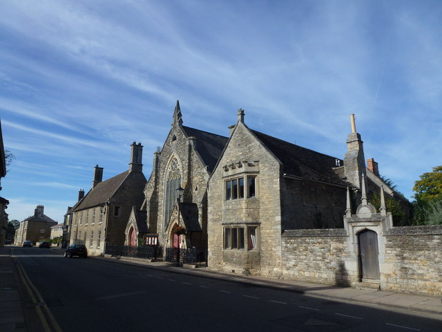 West Street in Oundle