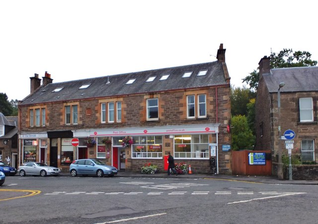 The Post Office, Dunblane