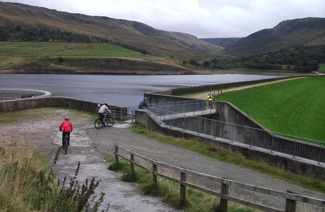 Dovestone Reservoir