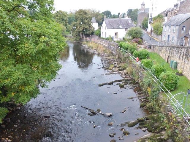 Allan Water, Dunblane