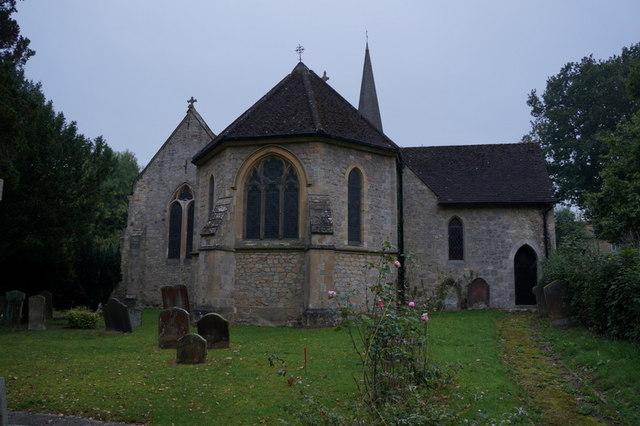 St John the Evangelist, Blindley Heath