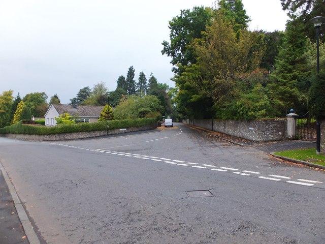 The Crescent, Dublane
