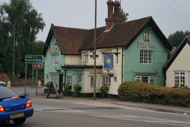 The Star Inn, Felbridge