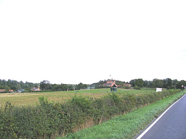The High House & Brickyard Farm, Hedenham