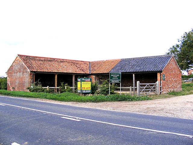 Farm Buildings at Brickyard Farm