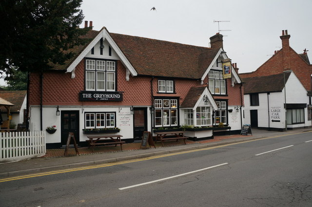 The Greyhound, Lingfield