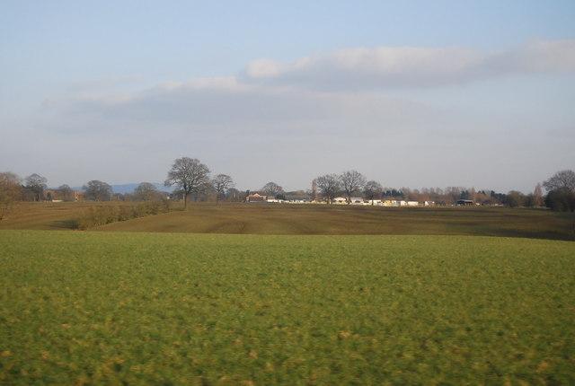 Cheshire countryside