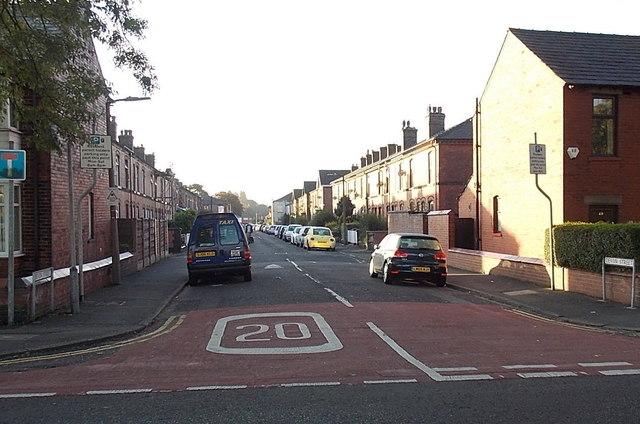 Devon Street, Bury