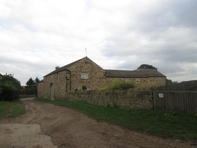 Middle Farm, Edderthorpe
