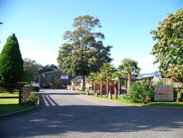 Tralee Bay Holiday Park