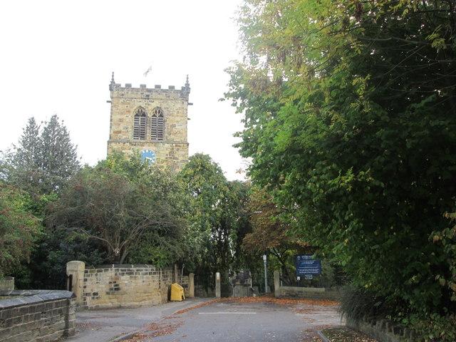 All Saints Church, Darfield