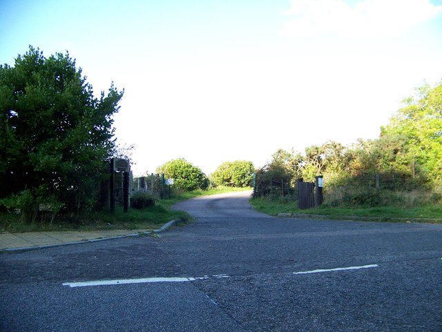 Private road, south of Benderloch