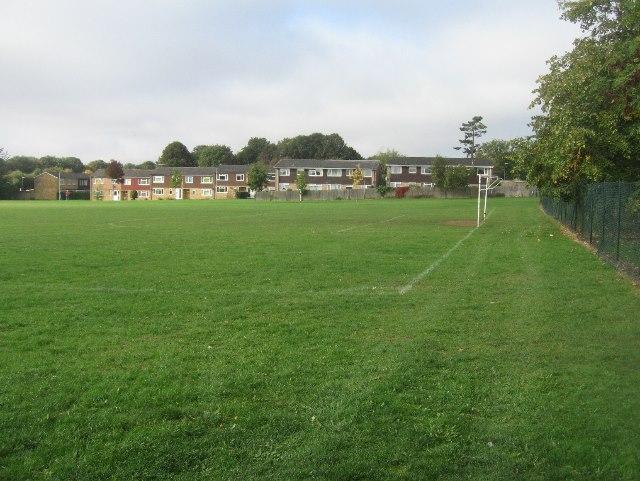 Winklebury playing fields
