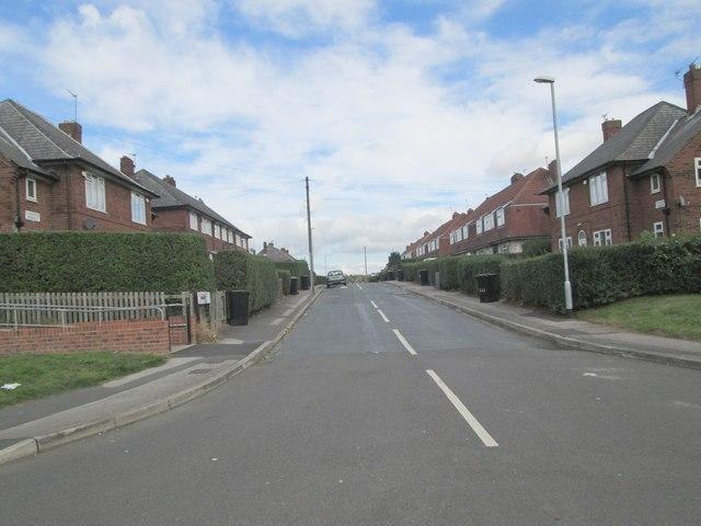 St Wilfrid's Avenue - Foundry Drive