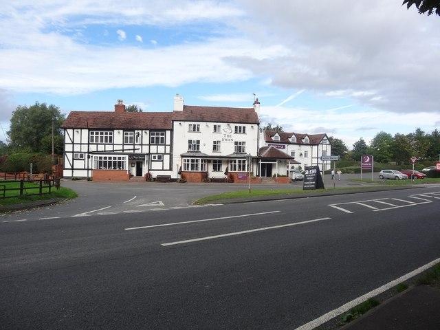 Swan Inn at Upton Warren