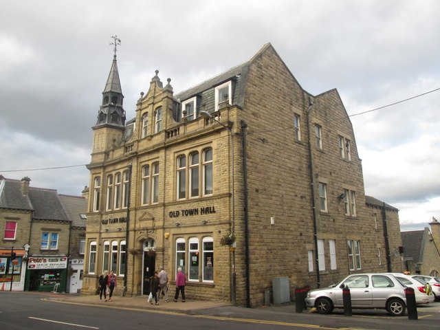 Old Town Hall, Wombwell