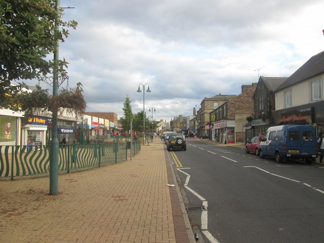 High Street, Wombwell