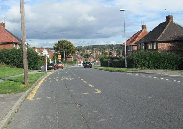 Foundry Avenue - Foundry Drive