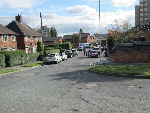 Thorn Drive - Foundry Avenue