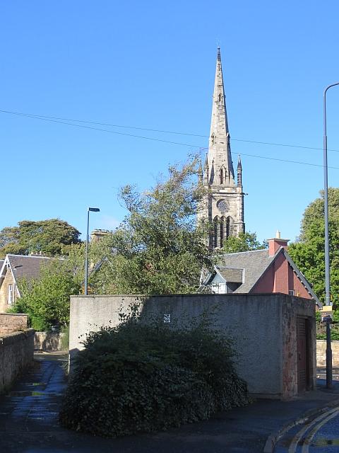 Spire, West Parish Church