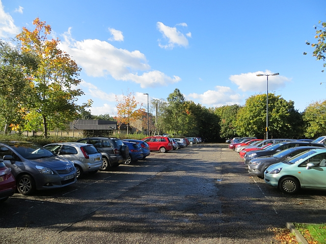 Car park, Dalkeith