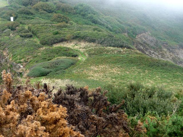 Black Head promontory fort