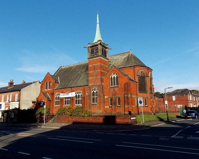 Bethesda Pentecostal Church, Bury