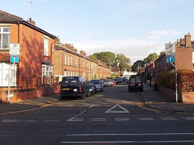 Nelson Street, Bury