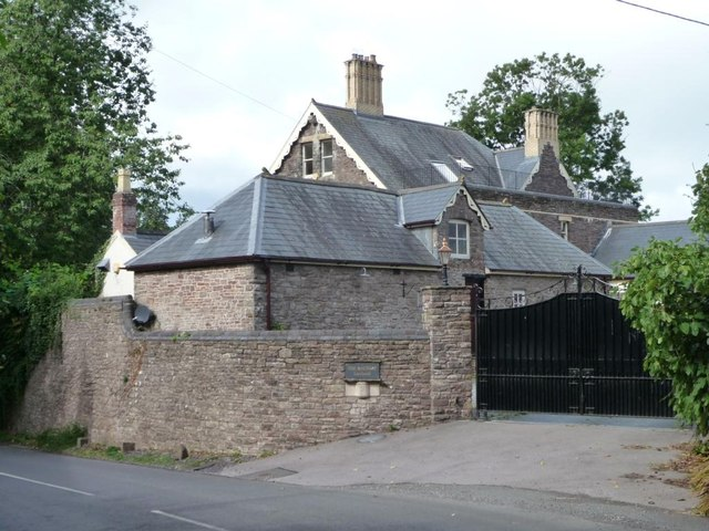 The rectory, Llanllowell