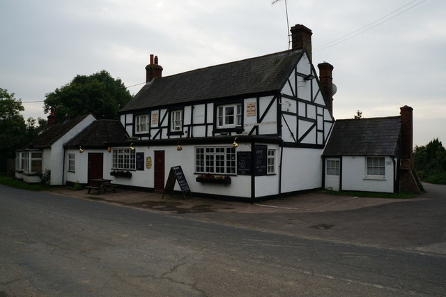 The Jolly Farmer near Horne