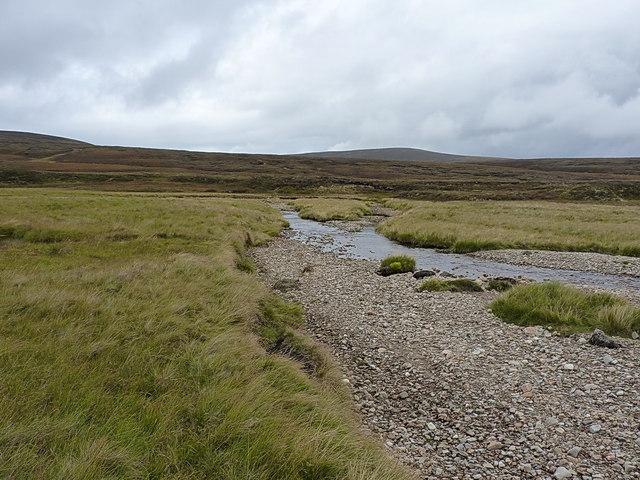 Feshie Water - upstream