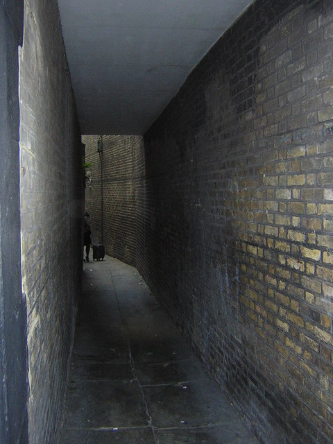 Passing Alley, EC1