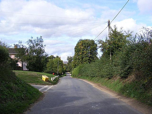 Church Road, Hedingham