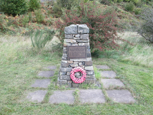 Meggat War Memorial