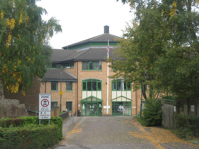 Forest of Dean District Council Offices