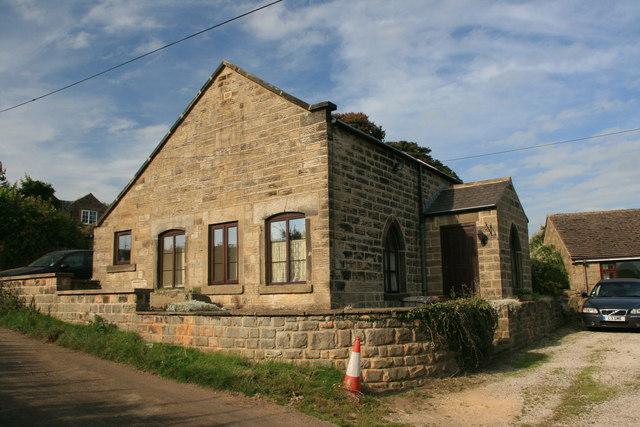 Former C of E church in Alton
