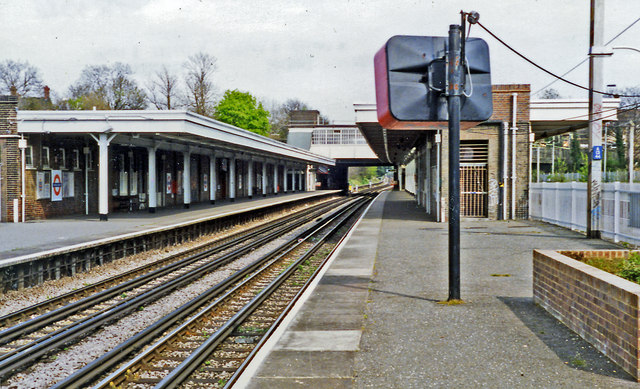 Hornchurch station