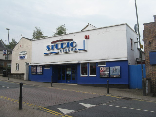 Studio Cinema,High Street, Coleford