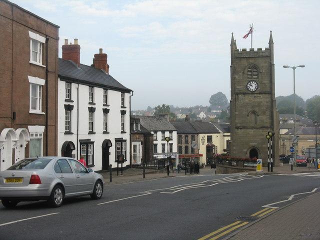 High Street, Coleford