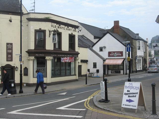 Old White Hart Inn, Coleford