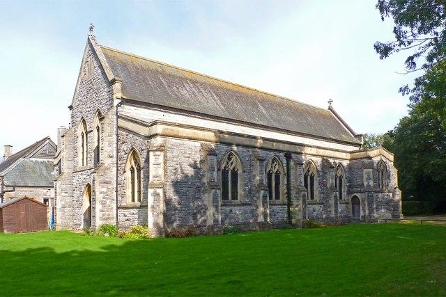 All Saints Church, Woodside