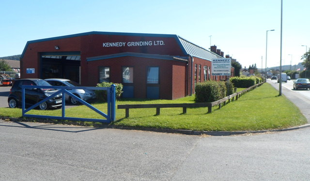 Kennedy Grinding Ltd, Craven Arms