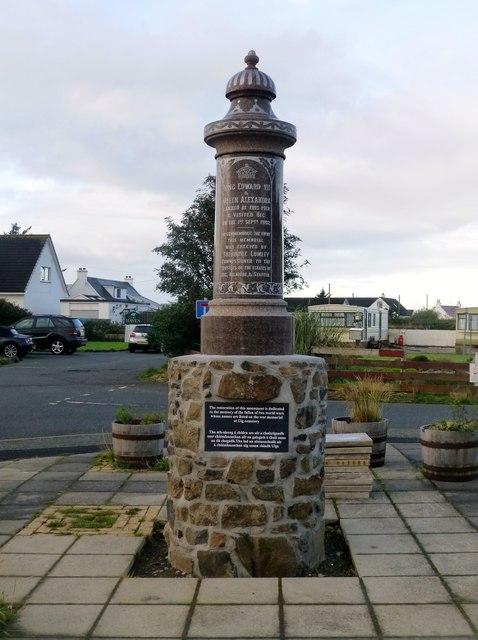 Memorial Pillar