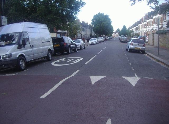 Bramston Road, Willesden
