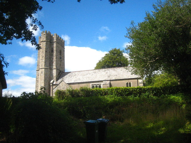 St Peter's Church Buckland in the Moor